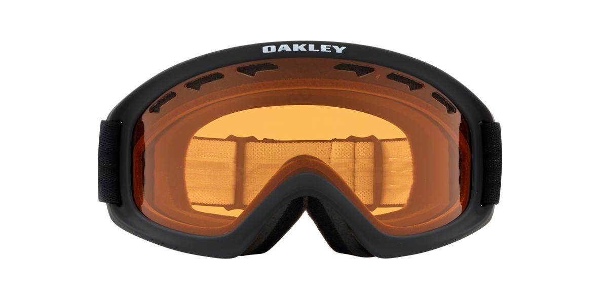 Matte Black OO7114 O-Frame® 2.0 PRO XS Snow Goggle Grey-Black
