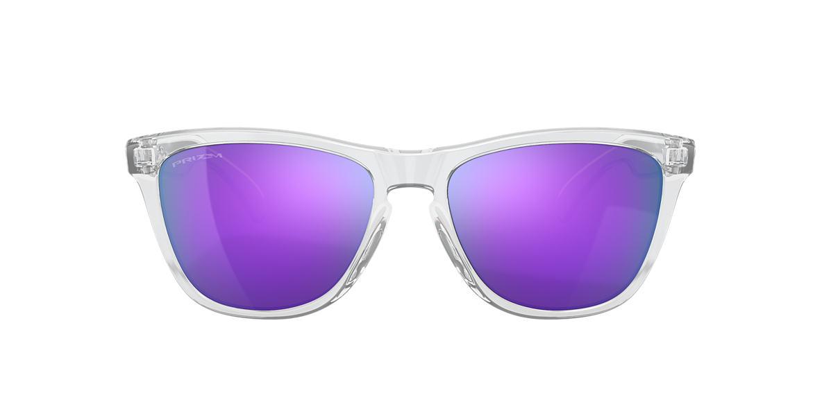 Transparent OO9013 Frogskins™ Violet