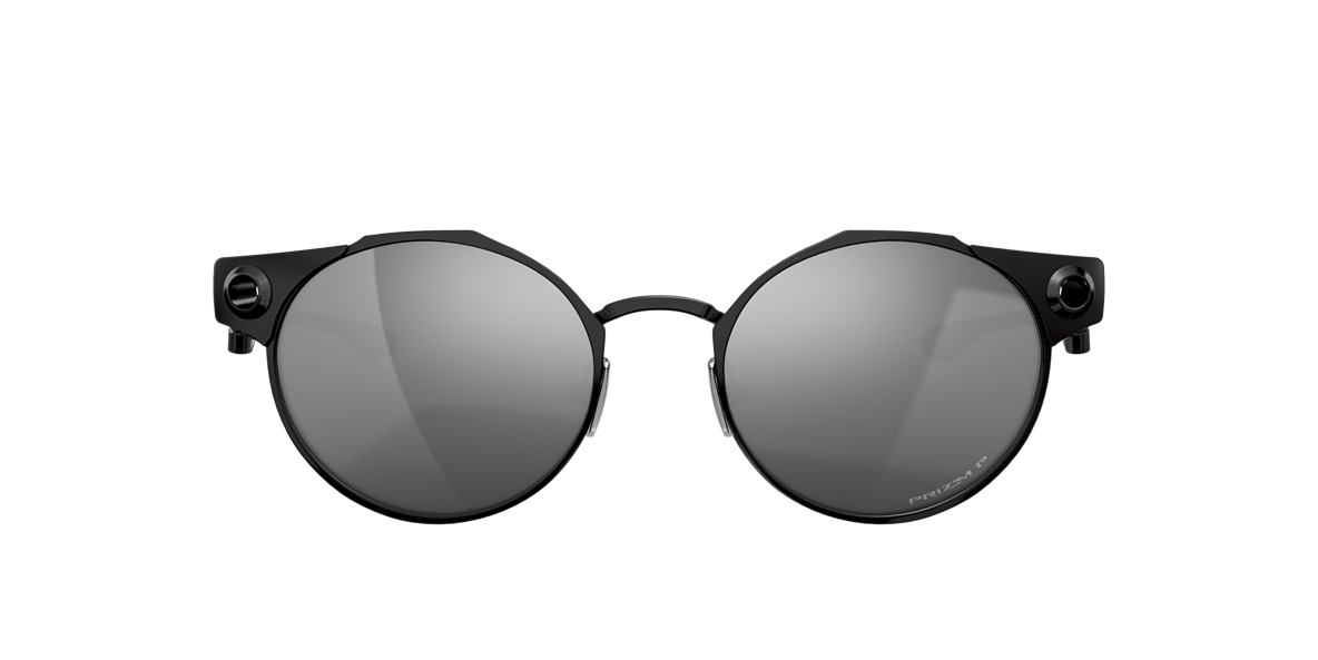 Black OO6046 Deadbolt Grey-Black