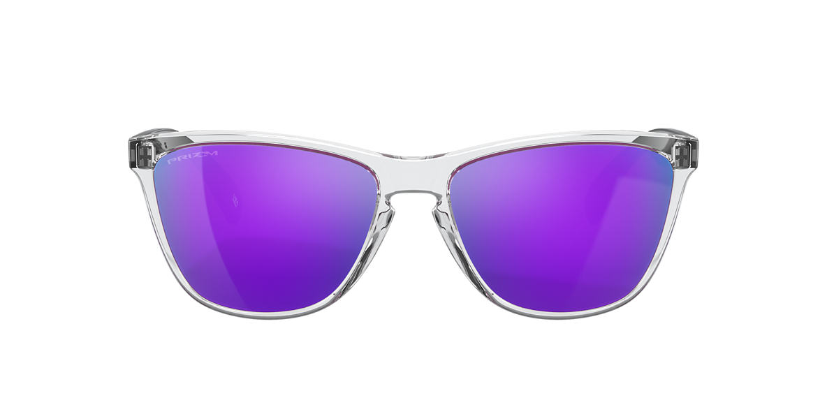 Transparent OO9444 Frogskins™ 35th Anniversary Violet