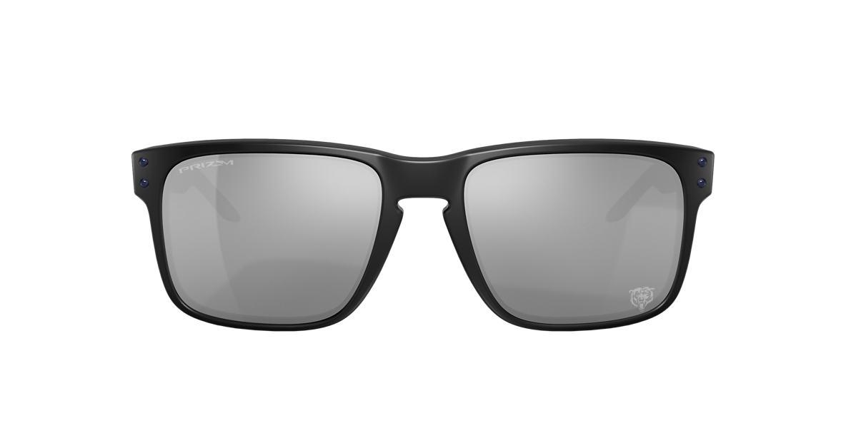 Matte Black Chicago Bears Holbrook™ Grey-Black