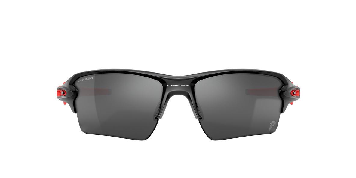 Matte Black Atlanta Falcons Flak® 2.0 XL Grey-Black