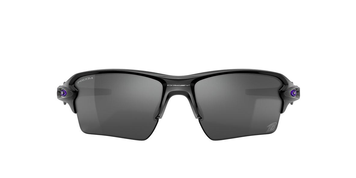 Matte Black Baltimore Ravens Flak® 2.0 XL Grey-Black