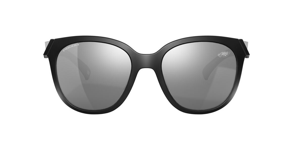 Matte Black Philadelphia Eagles Low Key Grey-Black