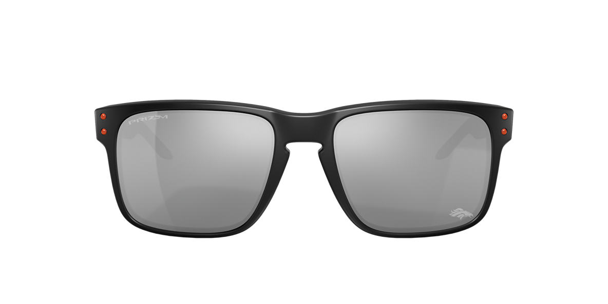 Matte Black Denver Broncos Holbrook™ Grey-Black