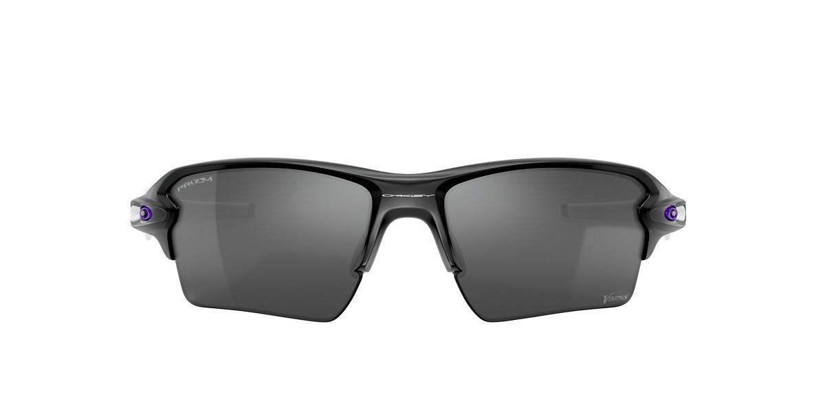 Matte Black Minnesota Vikings Flak® 2.0 XL Grey-Black