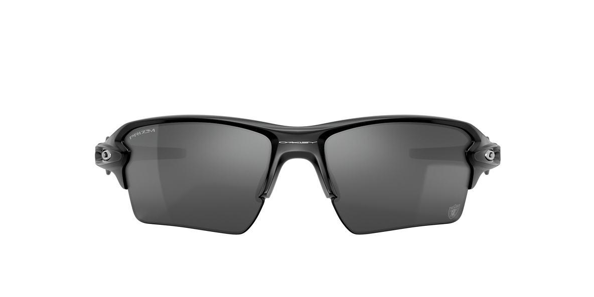 Matte Black Oakland Raiders Flak® 2.0 XL Black