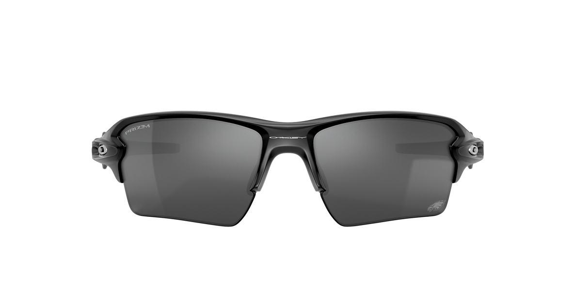 Matte Black Philadelphia Eagles Flak® 2.0 XL Grey-Black