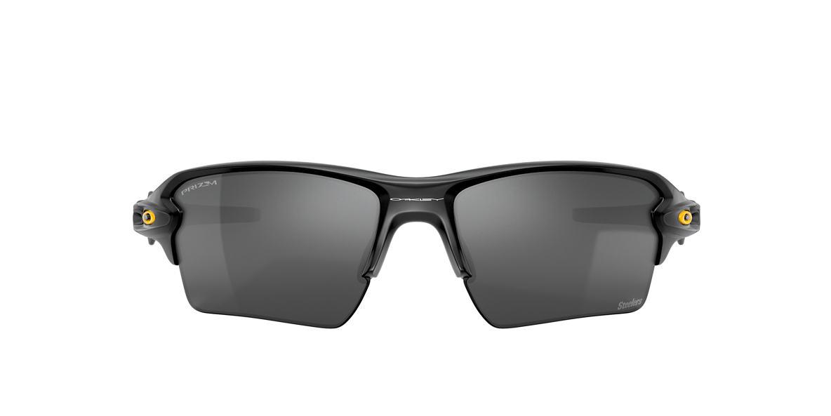 Matte Black Pittsburgh Steelers Flak® 2.0 XL Grey-Black