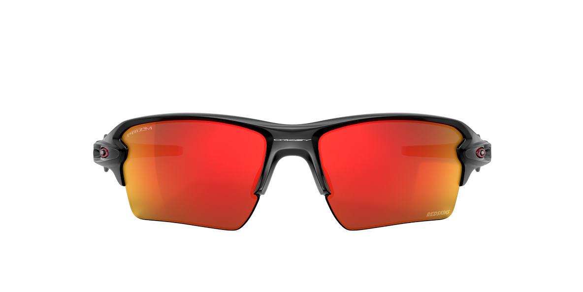 Matte Black Washington Redskins Flak® 2.0 XL Red