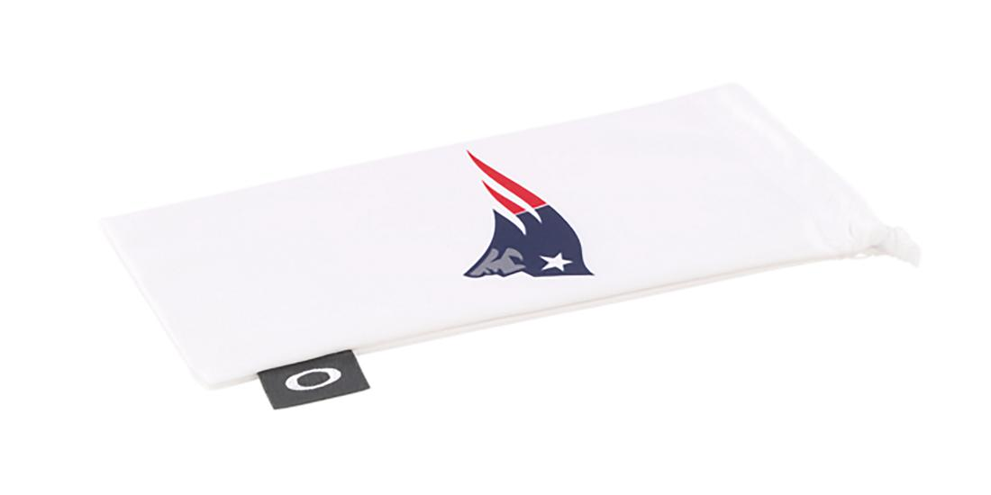 Oakley Nfl Sunglasses Pouch In New England Patriots