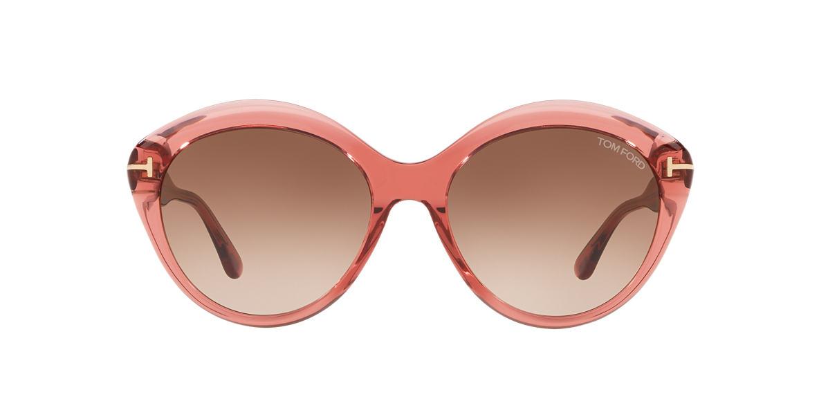 Pink Gold Ft0763 Brown Gradient