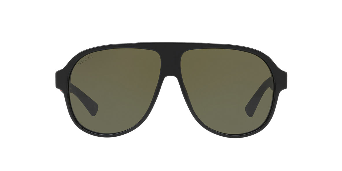 Black GG0009S Green  59