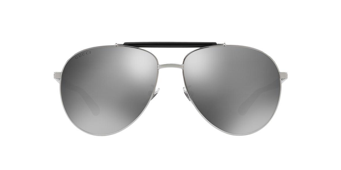 Gunmetal GG0014S Silver  60