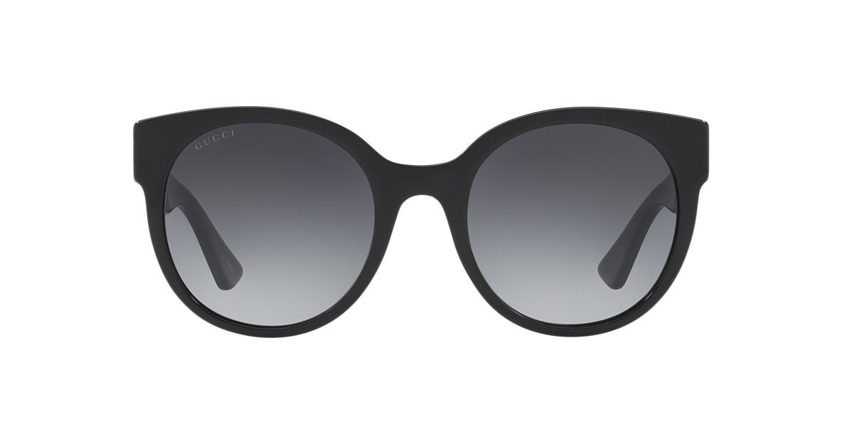 Black Gg0035s Grey-Black  54