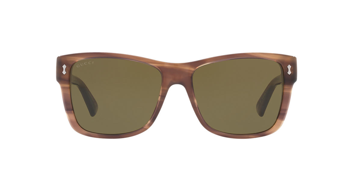 Brown Gg0052s Green  55