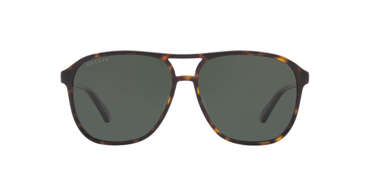 Tortoise GG0016S Green  58