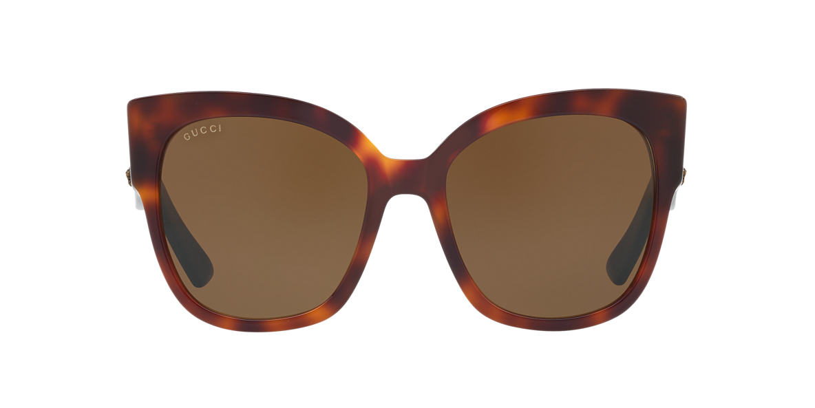 a483399edcea1 Gucci GC000993 55 Brown   Tortoise Sunglasses