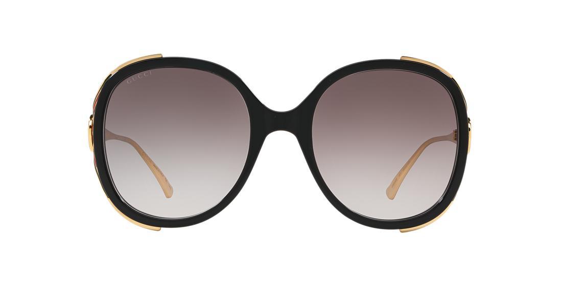 503a943fb7154 Óculos de Sol Gucci GC001102 GG0226S   Sunglass Hut