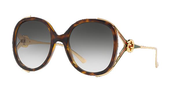 e3c9971bf8ece Para quem tem estilo, óculos de sol oval já! Sunglass Hut