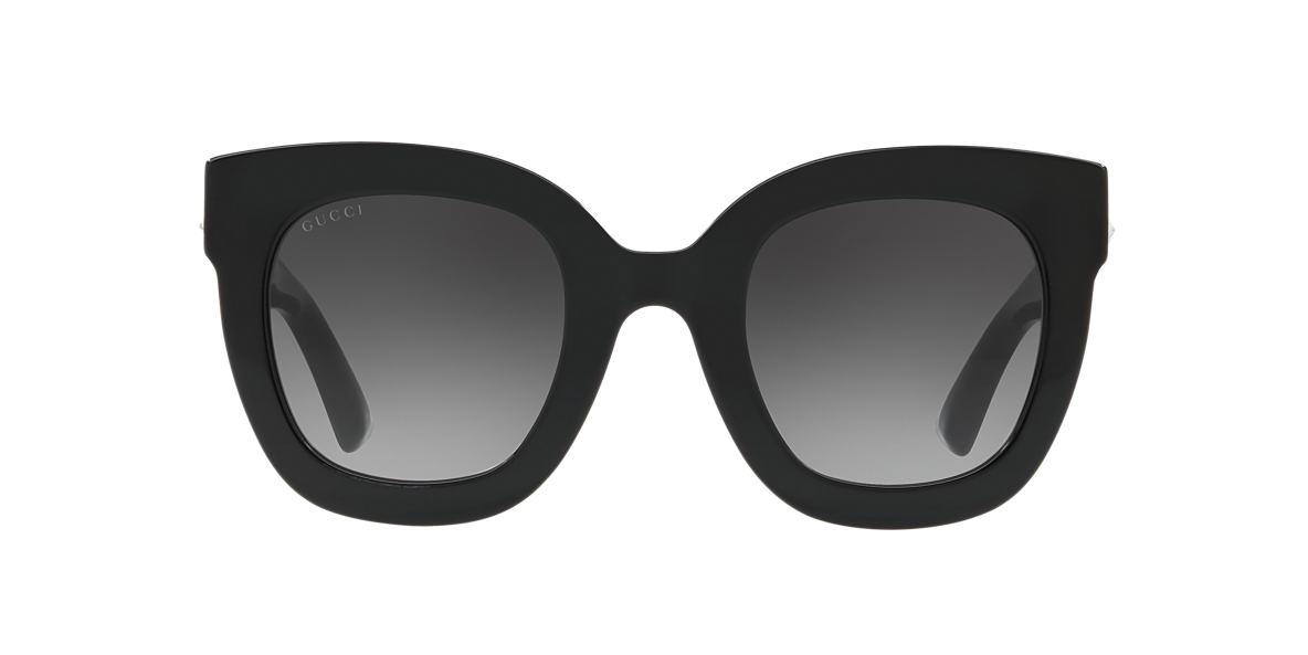 8162f84623d Gucci GC001103 49 Grey-Black   Black Sunglasses