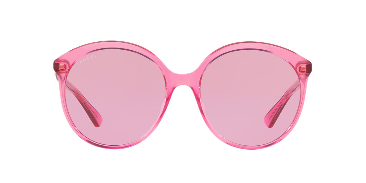 Red GG0257S Pink  59
