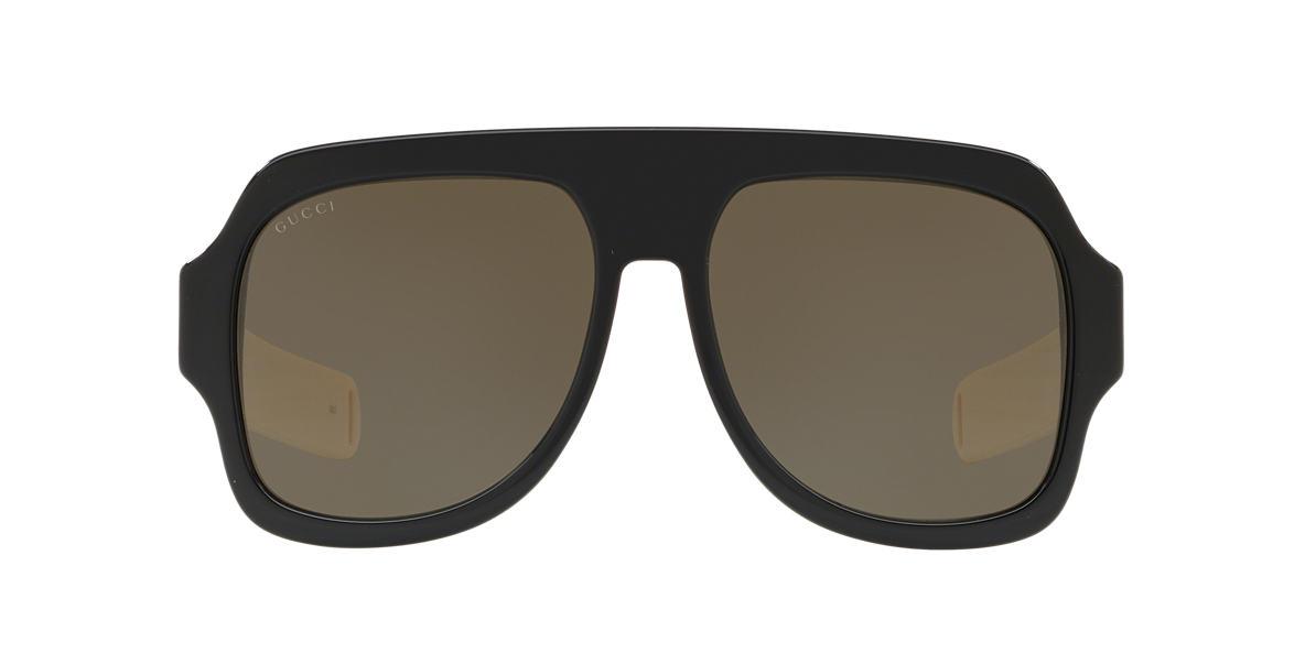 Multicolor GG0255S Grey-Black  59