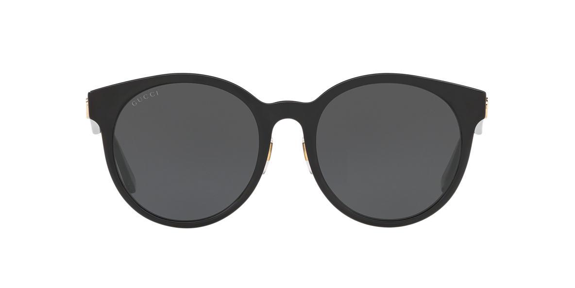 Black GG0416SK Grey-Black  55