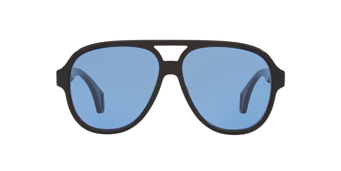 Black Gg0463s Blue  58