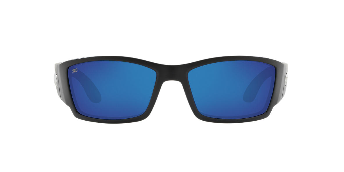 Matte Black CORBINA POLARIZED Blue  62