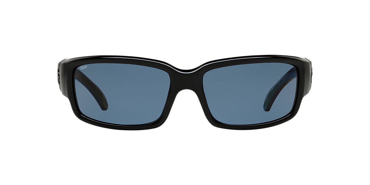 Black Caballito Polarized Grey-Black  59