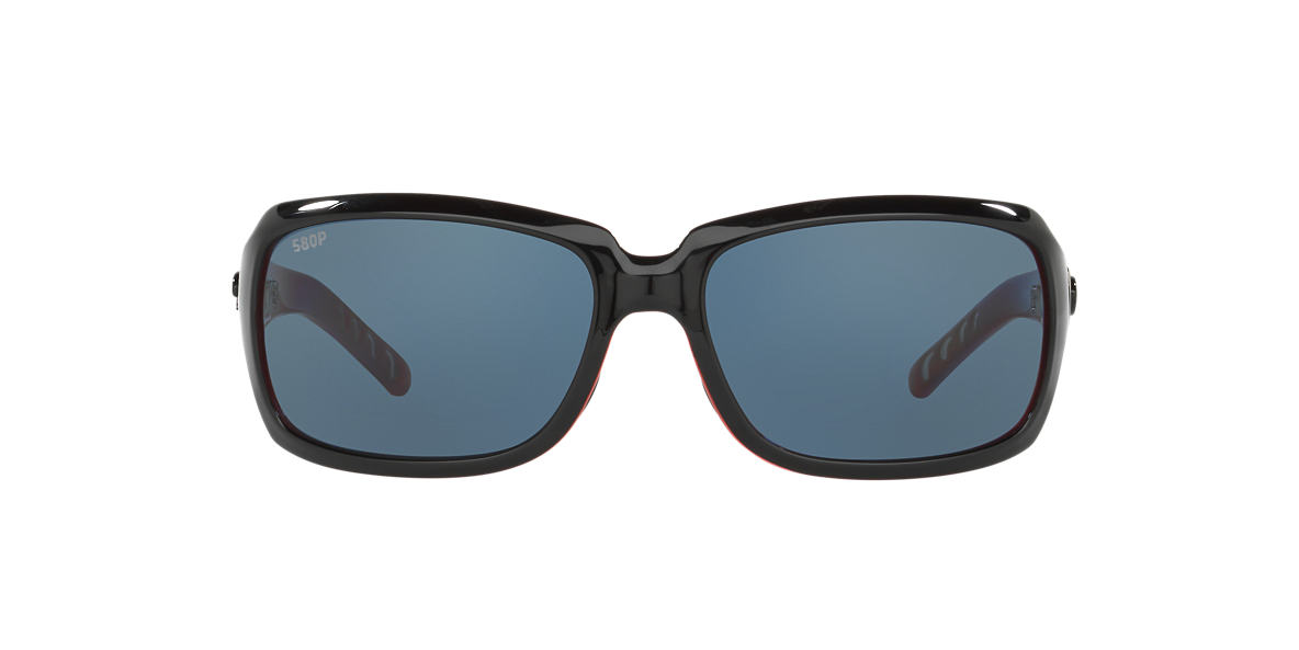 Black ISABELA POLARIZED Grey-Black  64
