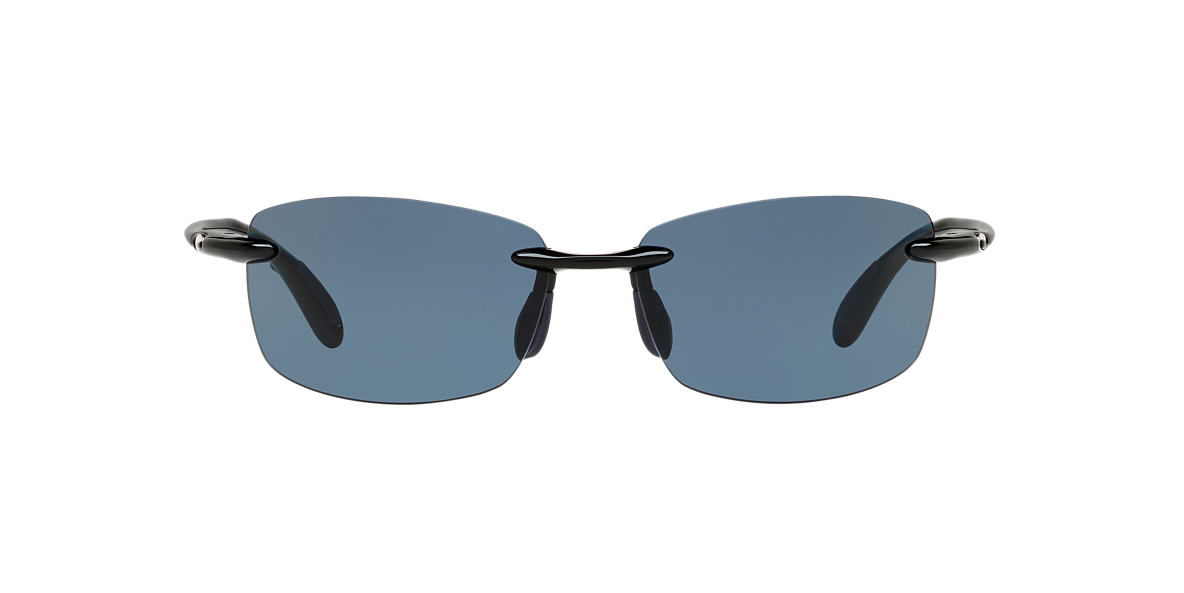 Black Ballast Polarized Grey-Black  60