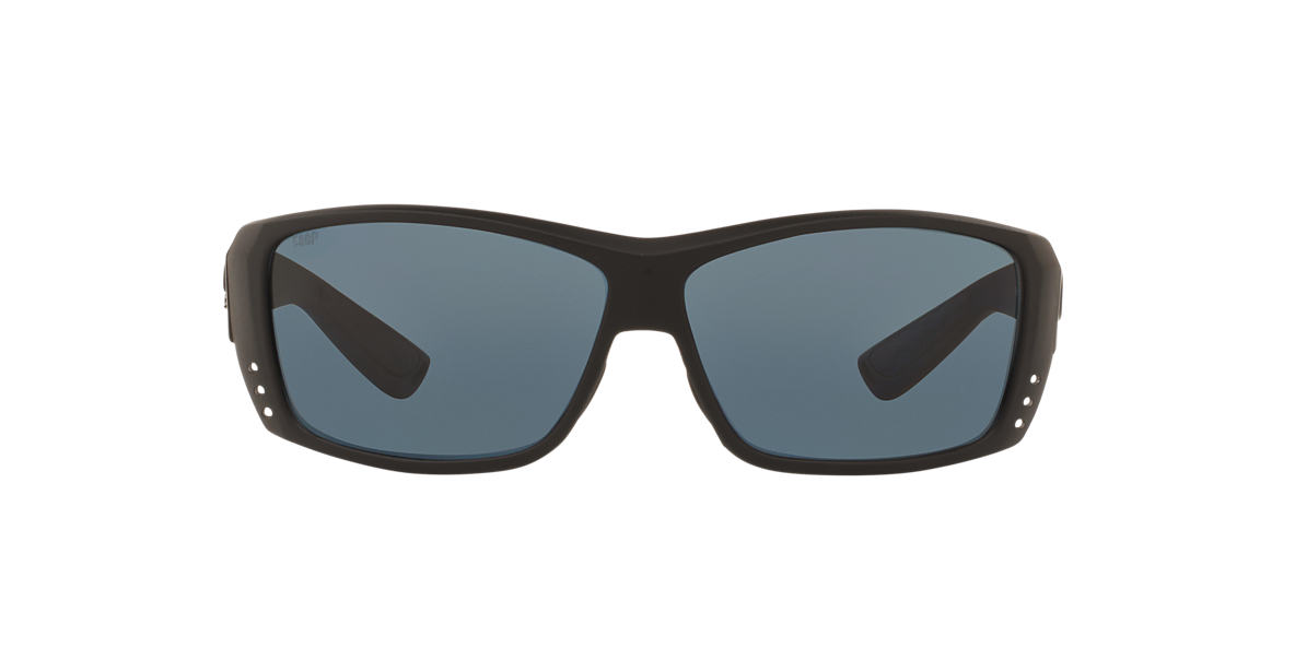 Black CAT CAY POLARIZED Grey-Black  60