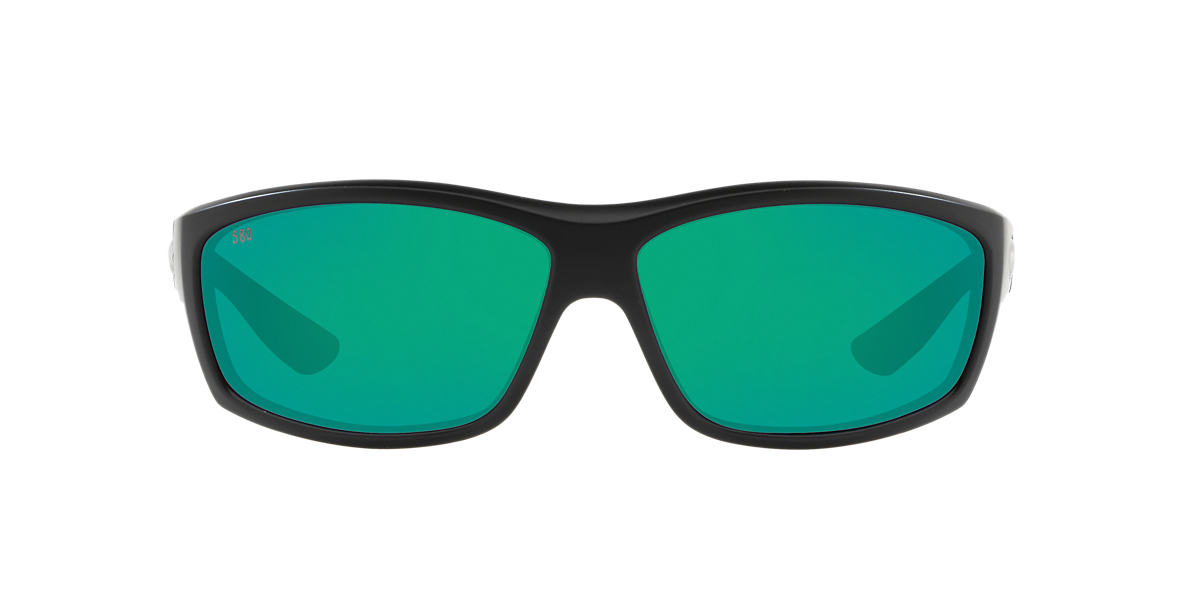 Black Matte SALTBREAK POLARIZED Green  63