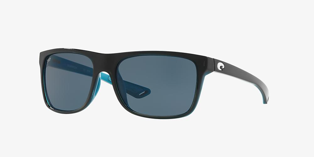 c09559938dcc Costa REMORA 56 Grey-Black & Blue Polarized Sunglasses | Sunglass ...