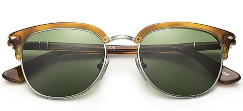 PERSOL Persol Damen Sonnenbrille » PO3198S«, braun, 24/57 - braun/braun
