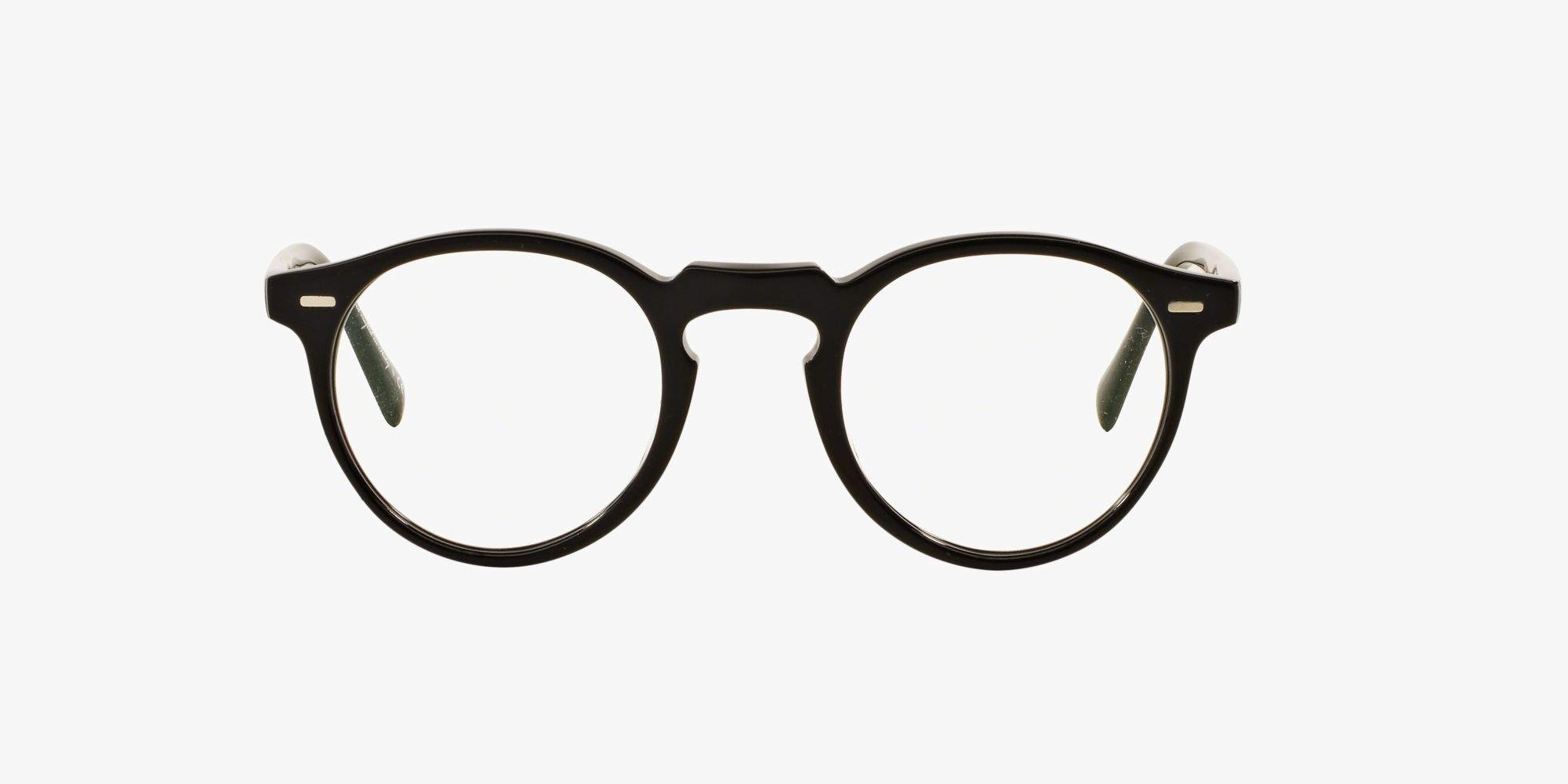f413a586b3f281 Optical OV5186 - Black - Demo Lens - Acetate   Oliver Peoples USA