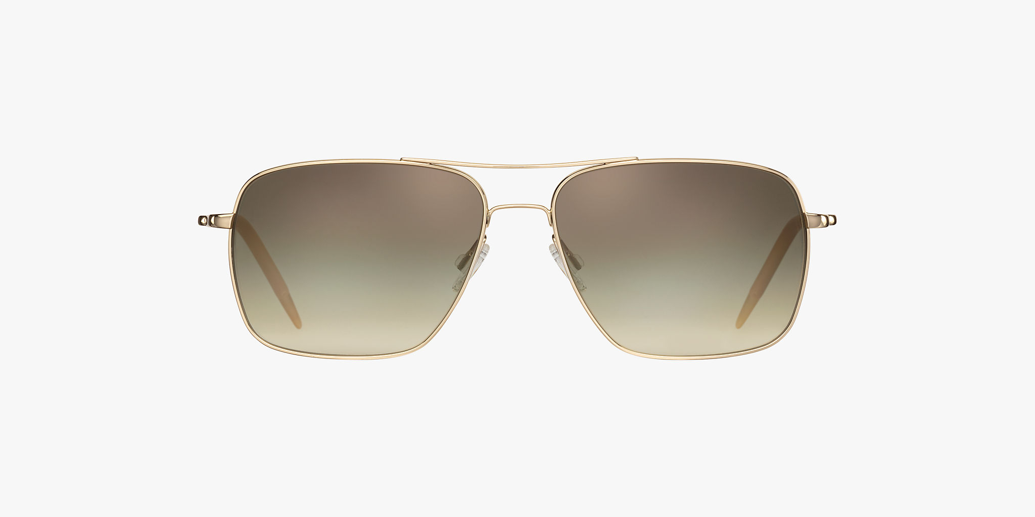 47072785871 Sun OV1150S - Gold - Chrome Olive Photochromic - Metal | Oliver ...