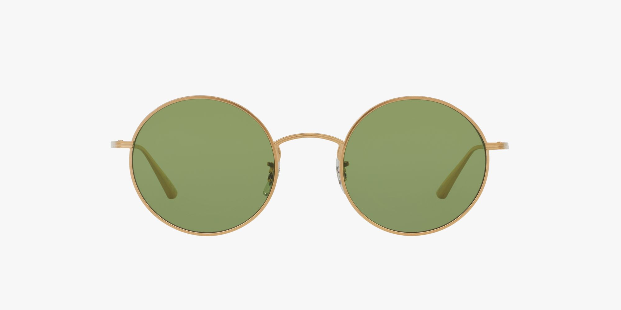40a5fbc1bb Sun OV1197ST - Brushed Gold - Green - Titanium