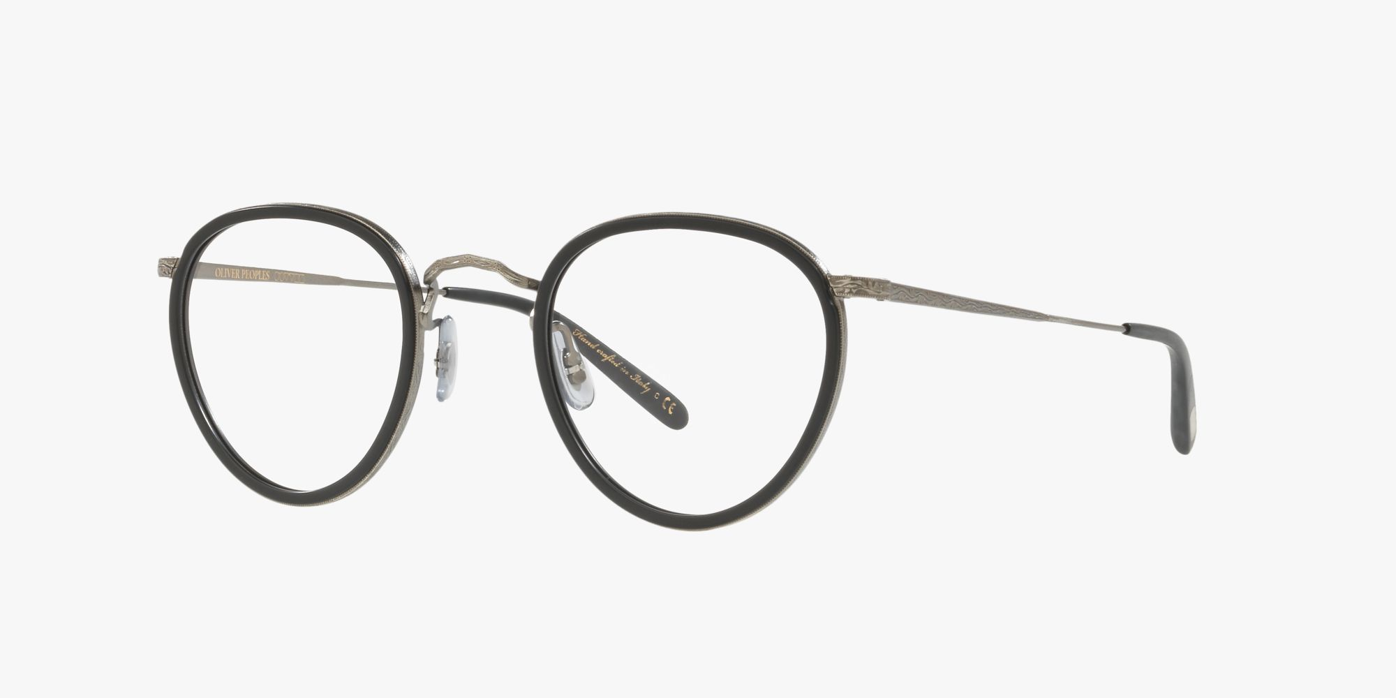 Icons OV1104 - Semi-matte Black/antique Pewter - Demo Gläser ...