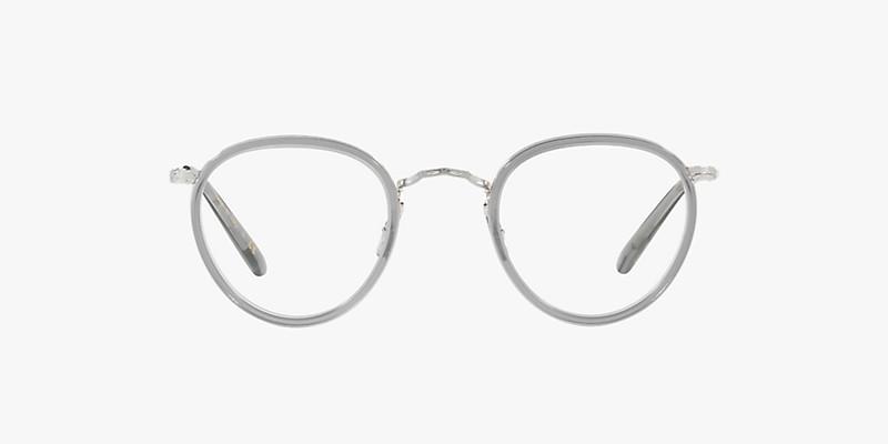 86736b226c9 Optical OV1104 - Workman Grey brushed Silver - Demo Lens - Metal ...