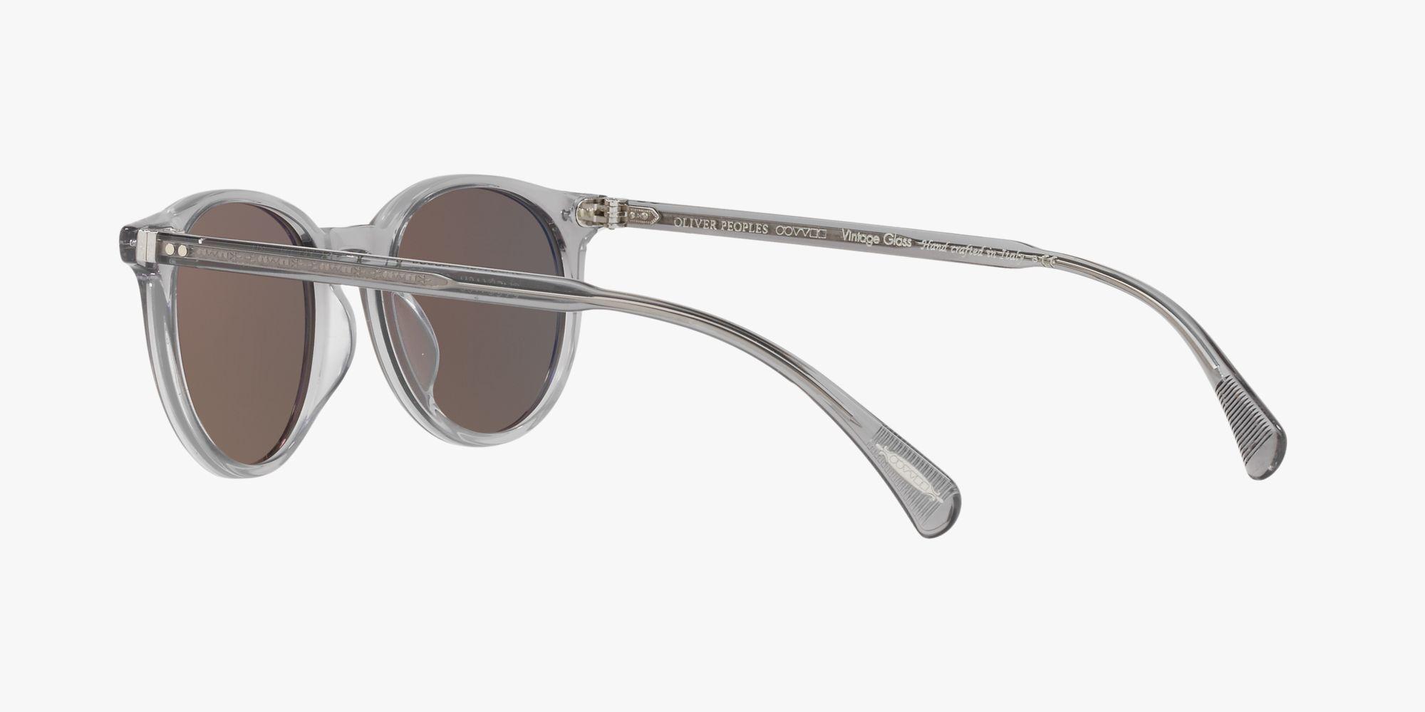 2f459d50559 Sun OV5314SU - Workman Grey - Grey Goldtone - Acetate