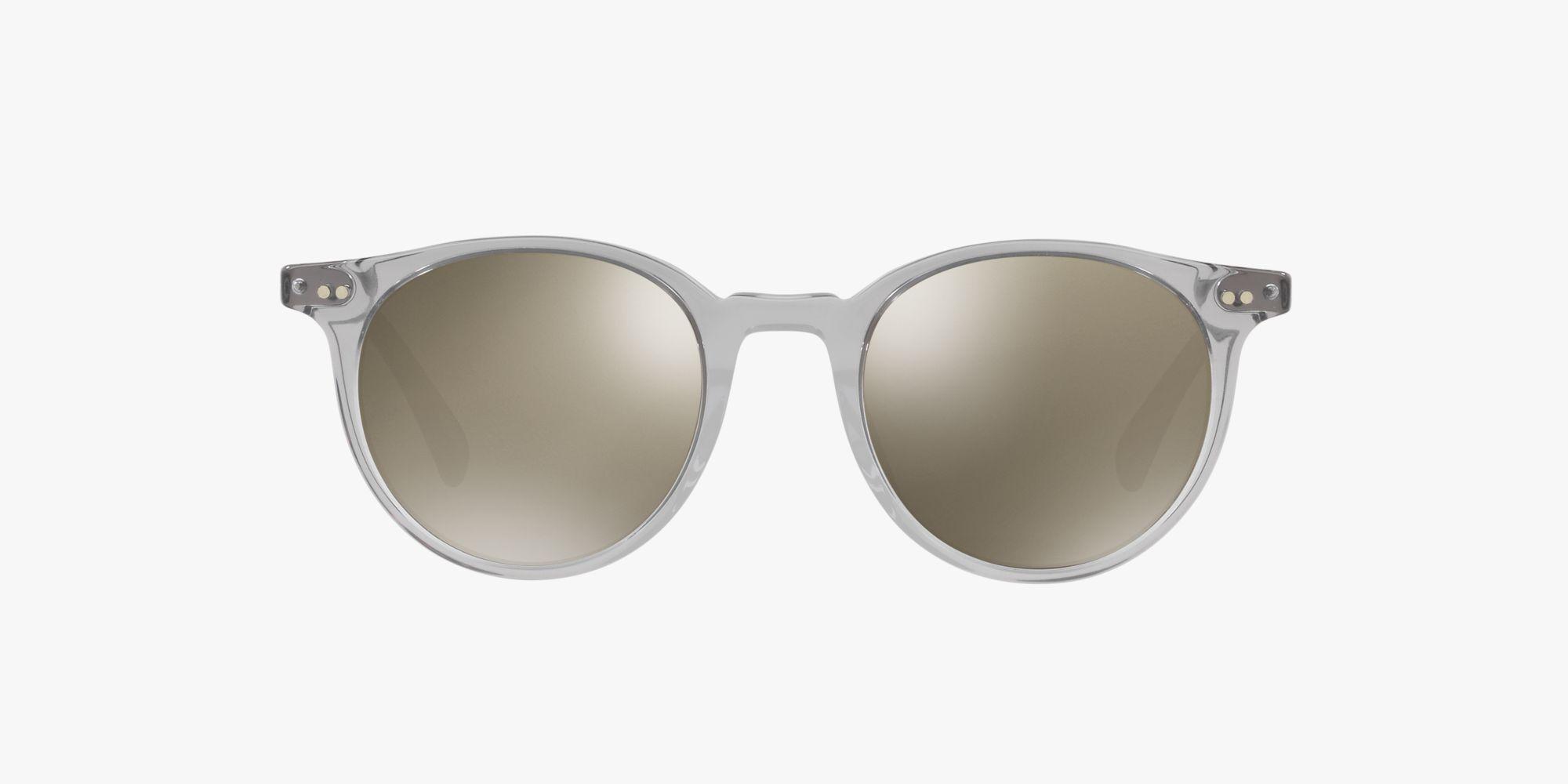 82651995d5 Sun OV5314SU - Workman Grey - Grey Goldtone - Acetate