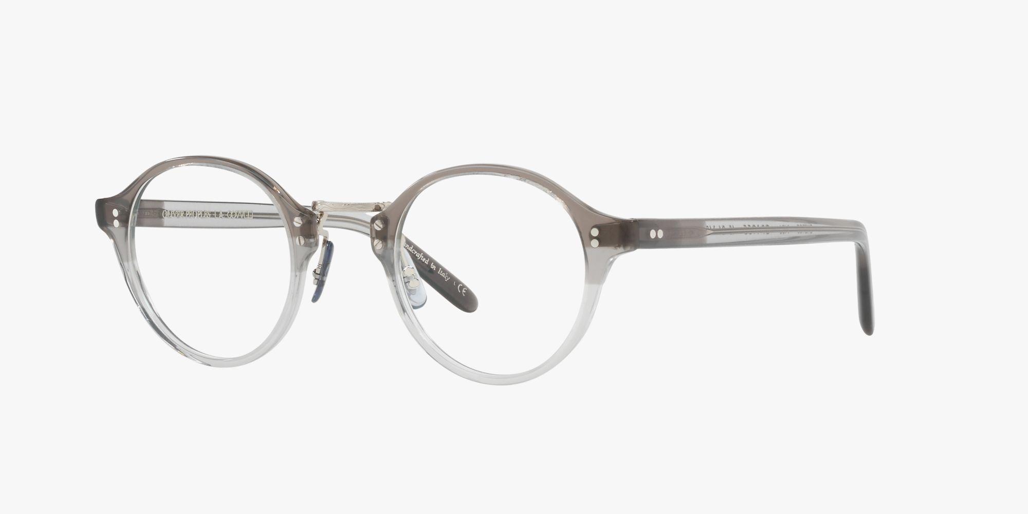 Icons OV5185 - Vintage Grey Fade/brushed Silver - Demo Gläser ...