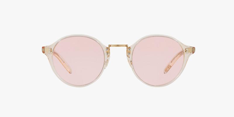 2b1fcb47aaa Sun OV5185S - Buff gold - Pink Wash Photochromic - Acetate