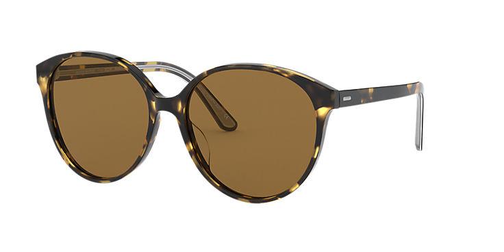 Authentic Oliver Peoples 0OV 5393S U OLIVER SUN 1670R5 DEEP BLUE Sunglasses