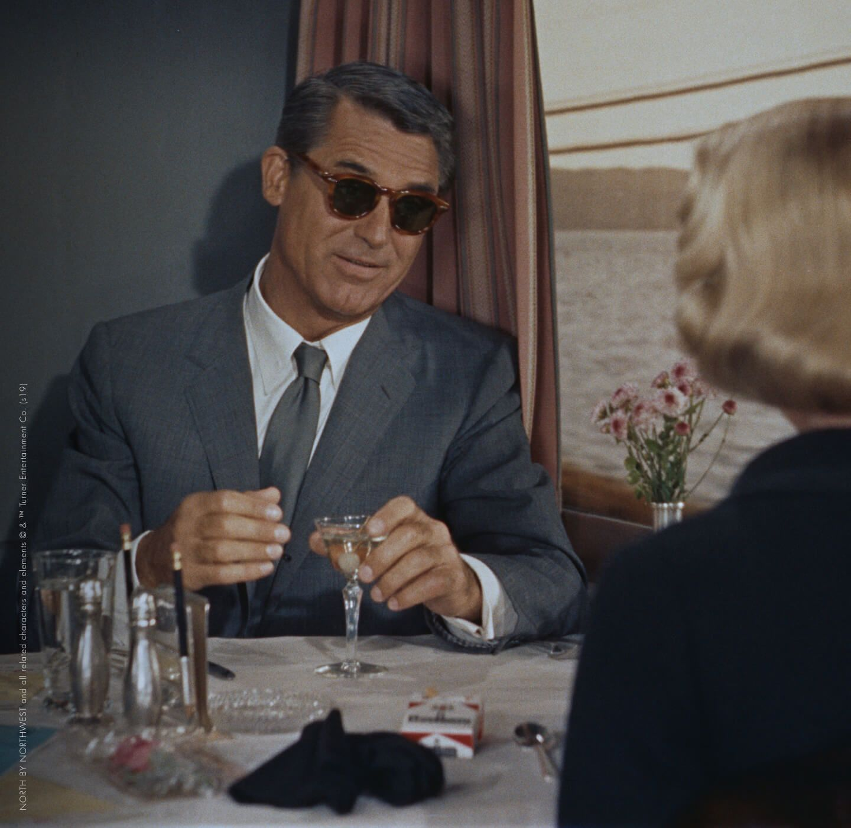 Cary Grant sun