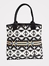 Spider Rock Canvas Tote