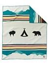 Glacier Park 100th Anniversary Blanket